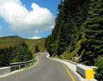 Romanian high altitude roads