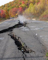 Abandoned Route 61 (Centralia)