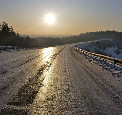 RUSSIAN SIBERIAN ROAD: the Trans-Siberian Highway is one of the ...