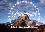 The road to the  Paramount logo