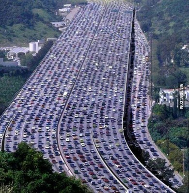 Image result for traffic jam worst