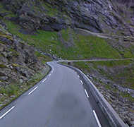 Trollstigen Mountain Road