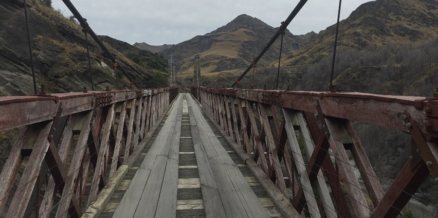 Skippers bridge