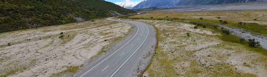 Tasman Valley Road