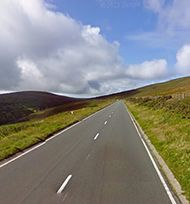 Snaefell Mountain Road