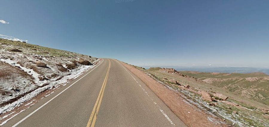 Highest roads of Colorado