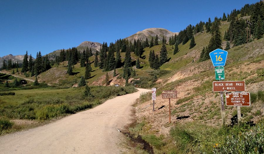 Black Bear Pass