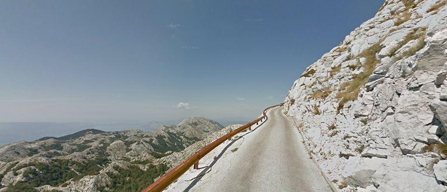 Sveti Jure road