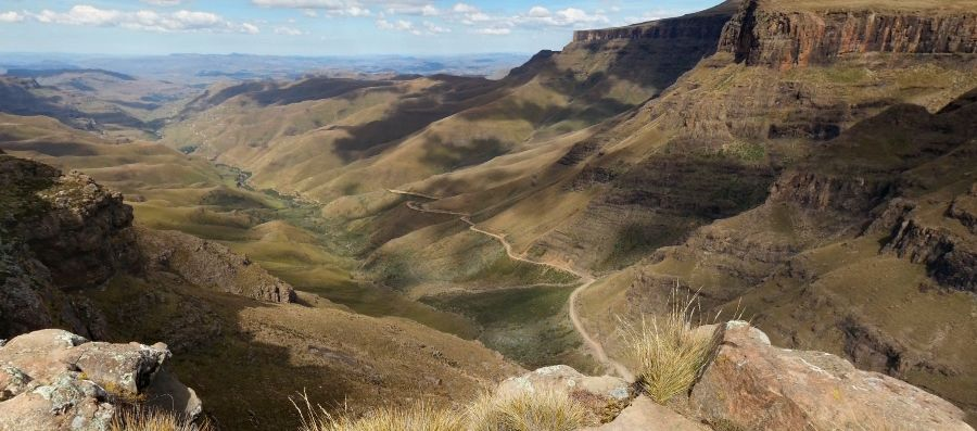 Highest roads of South Africa