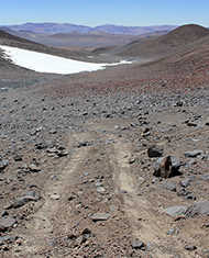 Highest roads of Chile