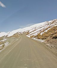 Highest roads of New Zealand