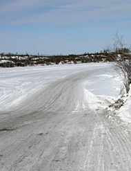 Tibbitt to Contwoyto Winter Road