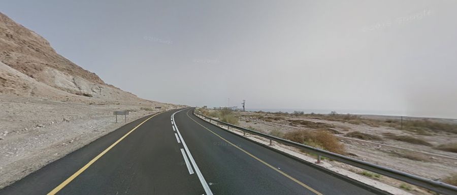 Dead Sea Highway