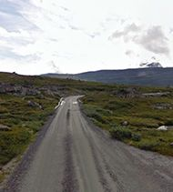 Old Strynefjell National Route