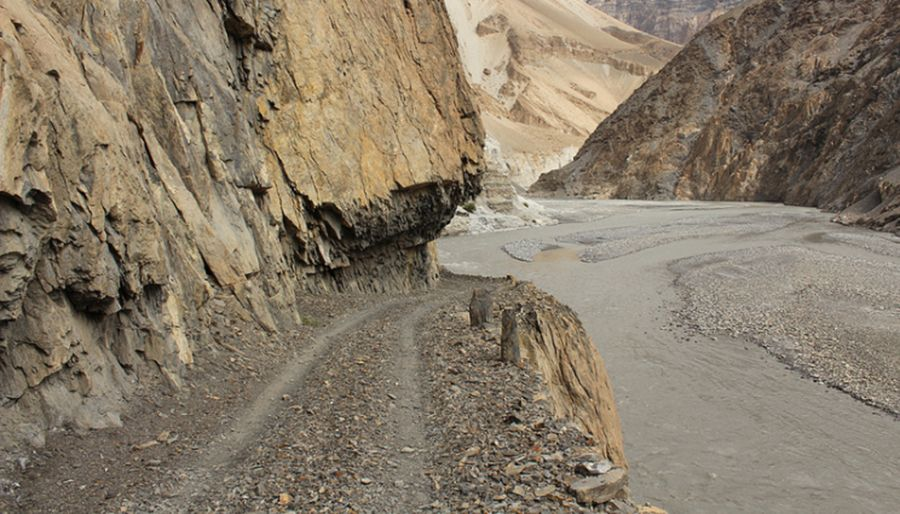 Shimshal Valley Road