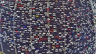 World's worst traffic jam: 100km and 12 days