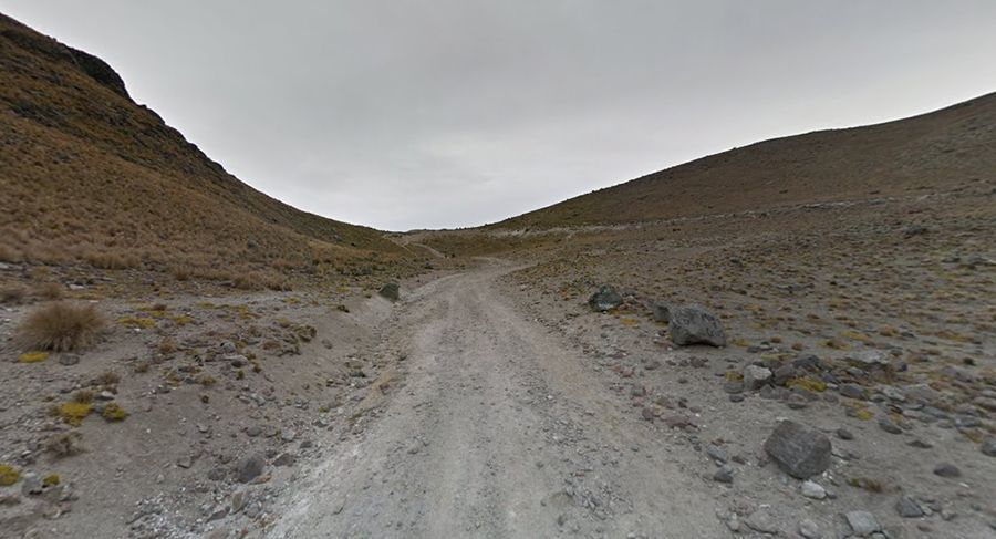 Highest roads of Mexico