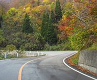 Hakusan Shirakawa-go White Road