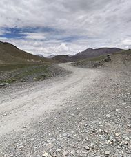 Spiti Valley Road