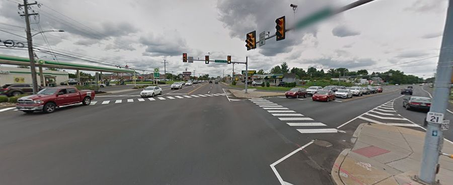 America's most dangerous intersection