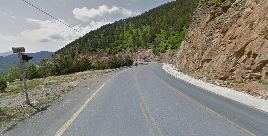 Zigana Pass