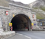 Hochtor Pass/Tunnel