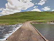 Semonkong - Mantsa Road bridges