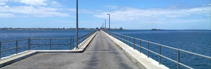 Mozambique Island Bridge