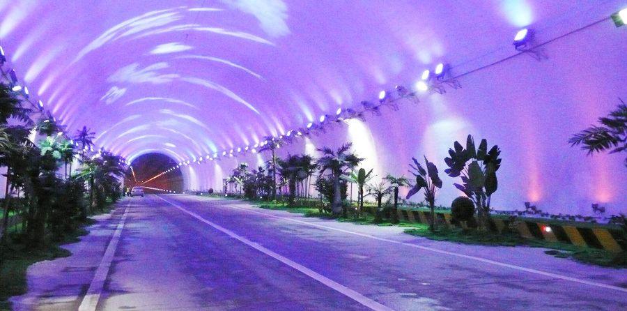 Zhongnanshan Tunnel