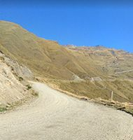 Treble Cone Access Road