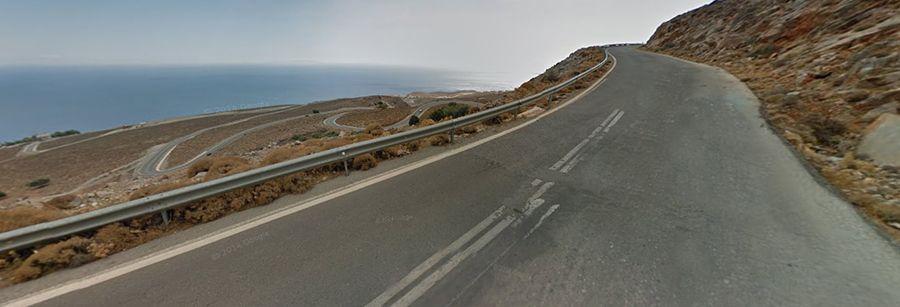 Impros - Komitades Road
