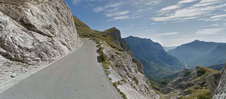 Highest roads of Slovenia
