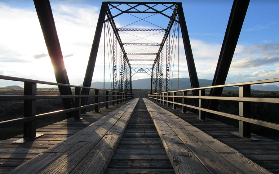 Costilla Crossing Bridge