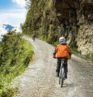 Cycling South America: 8 Epic Climbs and Descents
