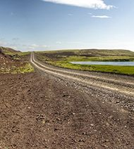 The highlands of Iceland - F35 via Kjölur - Highland road