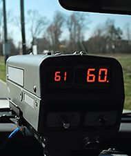 Caught Speeding? Here's what to do next...