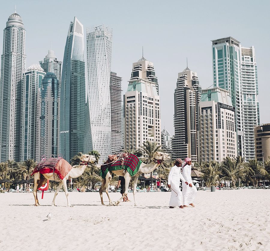 The Ultimate Dubai Travel Guide For First Time Traveler
